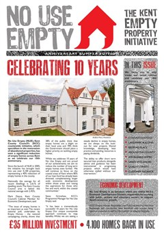 nue 10 years newsletter