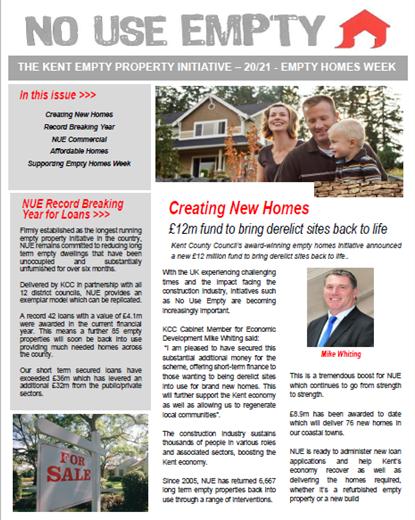 NUE Newsletter
